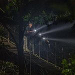 Nocturnal Walk in the Hanging Bridges