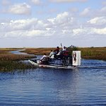 Everglades Airboat Private Nature and History Tour