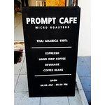 ภาพถ่ายของ Prompt Cafe Drip Coffee