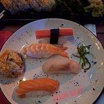 Sushi Prince 2 set menü :)