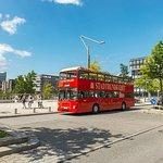 Hamburg Combo: Hop-on Hop-off Tour, Harbor Cruise and Lake Alster Cruise