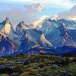 Viagem diurna para o Parque Nacional Torres del Paine: excursão em grupo