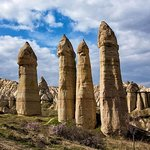 Explore to Cappadocia : 2 Full-day Cappadocia Tours Including Airport Transfers