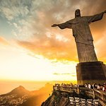 Morning Tour to Christ Redeemer Statue, Sugar Loaf Mountain including Barbeque