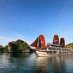 Perla Dawn Sails 2 Days 1 Night - Lan Ha Bay Luxury Cruise