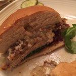 Turkey burger special