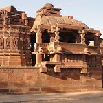 Private Day Excursion To Osian Temples with Tour Guide in Jodhpur Desserts