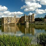 Leeds Castle, Canterbury Cathedral, Dover and Greenwich from London