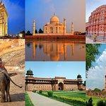 5-Days Golden Triangle Tour {Delhi Agra Jaipur Tour}