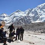 珠峰大本营徒步旅行