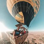 One package Luxor Hot Air Balloon with Luxor Full Day Tour