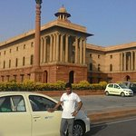 Private Driver For Golden Triangle Tour