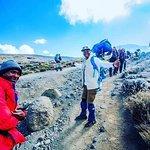 Kilimandscharo-Aufstieg über die Machame-Route