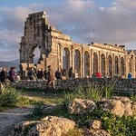 A day trip from FEZ through VOLUBILIS - MOULAY IDRISS - MEKNES
