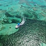 Small-Catamaran Snorkel med Seafood Lunch Kun voksne voksne