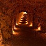 Underground Cagliari tour