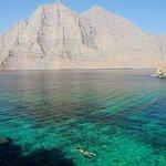 Gita di un giorno a Khasab, penisola del Musandam e crociera in sambuco da Dubai