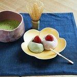 Japanese sweets making and Tea Ceremony in Osaka MAIKOYA