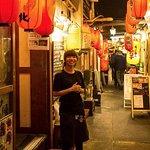 Walking Food Tour in Yurakucho, Shimbashi and Ginza