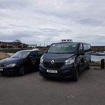 インバーゴードンとスコットランド北部のハイランドタクシーツアー。