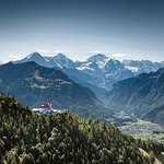 Harder Kulm - Top of Interlaken - Ticket