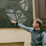 Regular 2 hr walking tour of Jewish Vilnius
