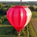 Paseos en globo aerostático sobre el distrito de Vilnius / Trakai
