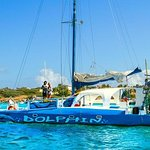 Catamaran Cruise in Aruba with Snorkeling Experience and Lunch