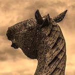 Kelpies and Falkirk Wheel Private Tour for 1 - 4 people from Greater Glasgow