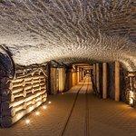 From Krakow: Wieliczka Salt Mine Tourist Route