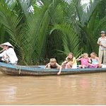 Cu Chi Tunnels and Mekong Delta private tour full day