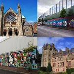 Private Luxury Full-Day Belfast Sightseeing Tour From Belfast Cruise Terminal