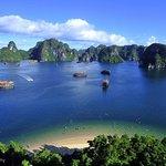 Ganztägige Erkundung der Bai Tu Long Bay