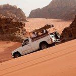 Día completo a Wadi Rum desde Áqaba