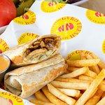 Chicken Shawarma arabi@gyrofreshpdx