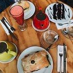Once o desayuno Hygge , elige tú té o café y compártelo con quien quieras!!!