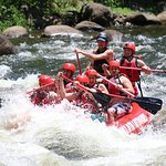 Upper Pigeon River Rafting Trip from Hartford