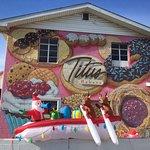 Titus Pastry Shoppe building