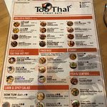 Фотография Too Thai Street Eats