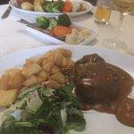 Fillet Steak Diane