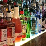 All Bar One Reading offers a fantastic diverse range of gins