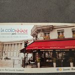 Foto de Cafe La Colonnade