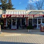 Antalya Döner Imbiss Foto