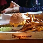 Supreme Burger Grill & Bar Photo