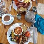 Carnivore and Herbivore Breakfasts