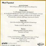 Foto de Plató Restaurant