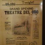 תמונה מDel Oro Theatre