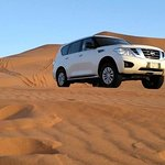Unforgettable Experience of Red Dunes Desert Safari Tour