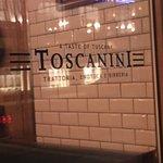 Photo of Toscanini