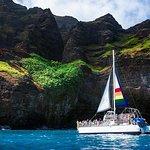 Passeio De Snorkel Deluxe Na Pali Em Kauai Com Mergulho Opcional